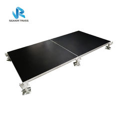 Mobile Modular Stage Equipment For Outdoor Grass Uneven Floor